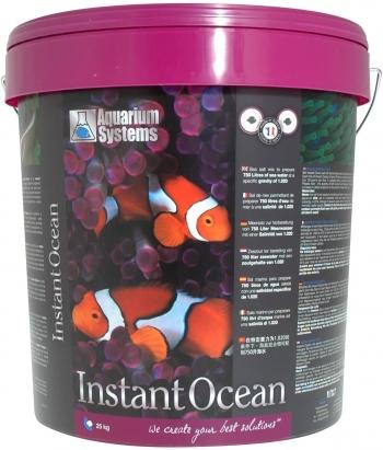 Instant Ocean is een complete synthetisch zeezout